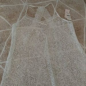 Ladies Lace Nightgown
